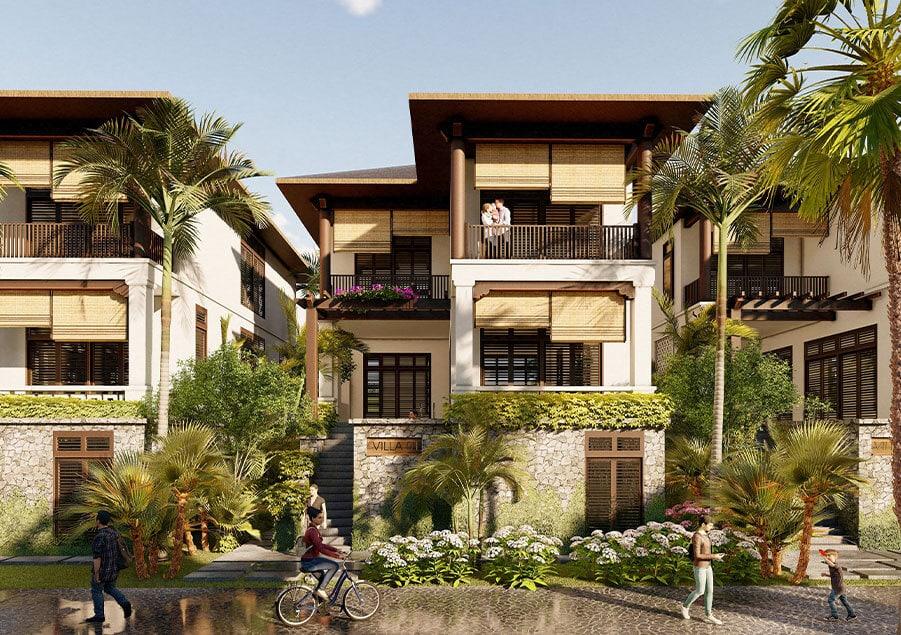 Biệt thự Tropical Villas