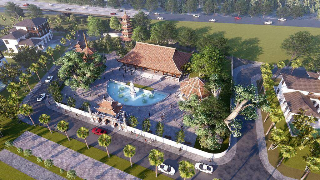 sunshine heritage resort phúc thọ